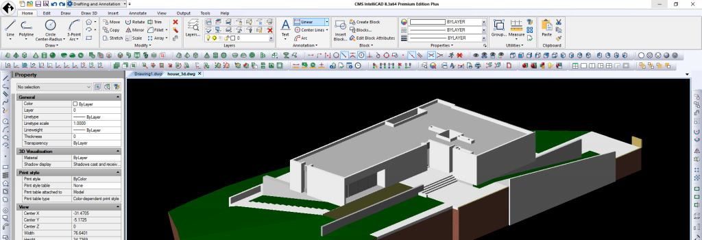 CMS IntelliCAD 8.3 PE Compatible CAD Software Released
